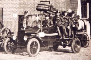 APPINGEDAM as ford TT 1926 Borga A-31194