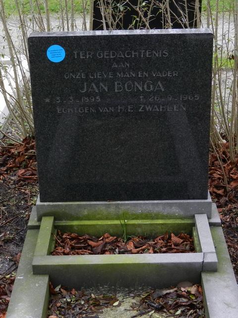 Jan Bonga